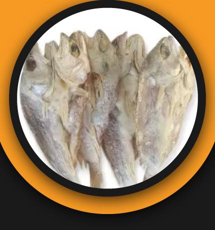Dry Pua Fish (B)