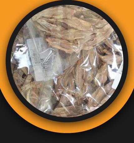 Dry Naillah Fish (B)