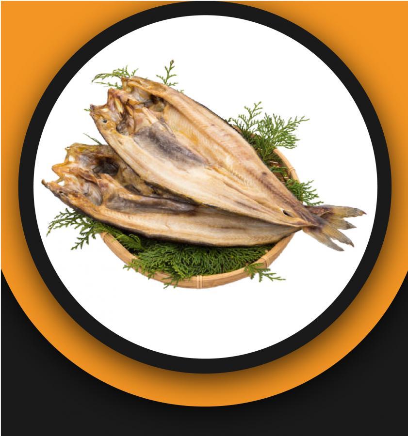 Dry Shol Fish